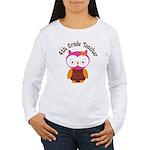 4th Grade Teacher Gift Women's Long Sleeve T-Shirt