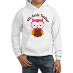 4th Grade Teacher Gift Hooded Sweatshirt