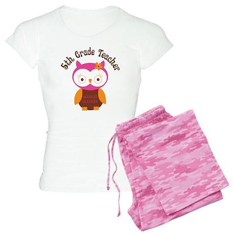 5th Grade Teacher Gift Women's Light Pajamas