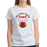 5th Grade Teacher Gift Women's T-Shirt