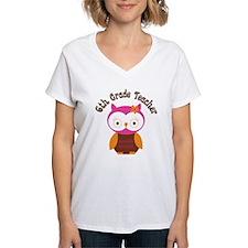 6th Grade Teacher Gift Shirt