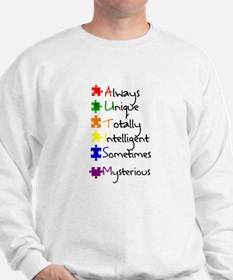 What Autism Means To Me Sweater
