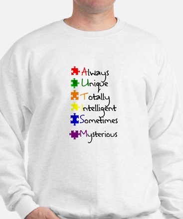 What Autism Means To Me Sweatshirt