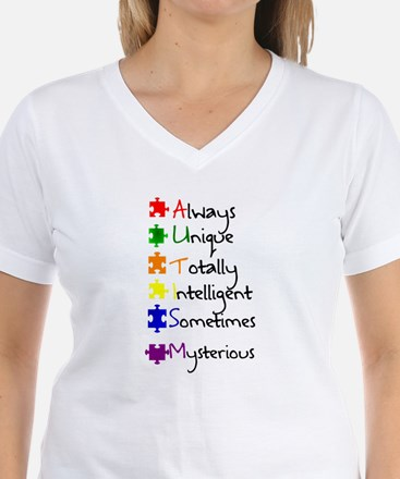 What Autism Means To Me Shirt