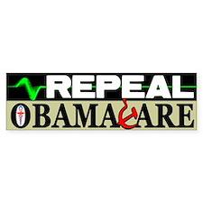 """""""Repeal Obamacare!"""" Bumper Sticker"""
