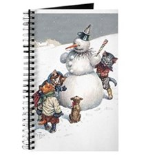 Cats in the Snow Journal