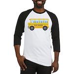 Bus Driver Gift Baseball Jersey