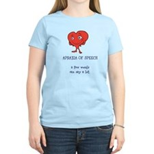 Cute Apraxia T-Shirt