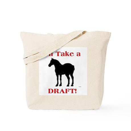 Draft Tote Bag