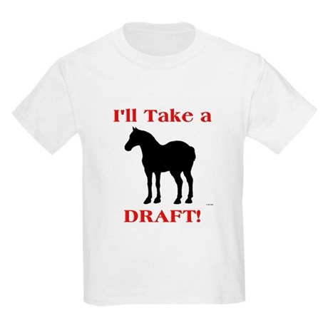 Draft Kids T-Shirt