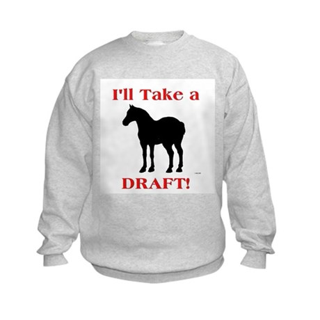 Draft Kids Sweatshirt
