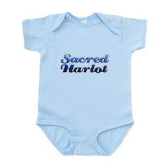 Sacred Harlot - Blues Infant Bodysuit