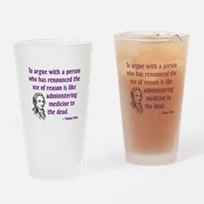 Unique Paine Drinking Glass