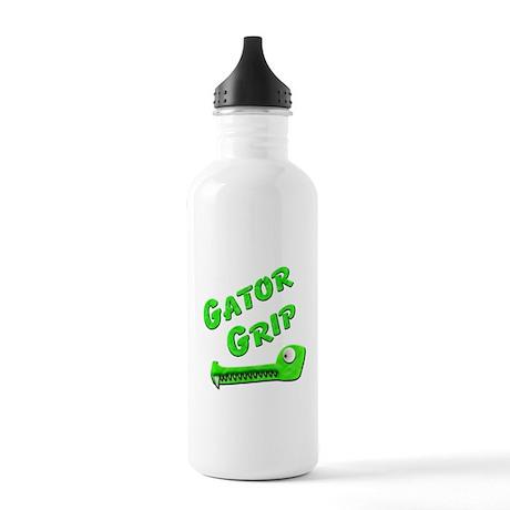 Gator Grip Stainless Water Bottle 1.0L