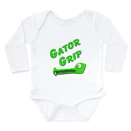 Gator Grip Long Sleeve Infant Bodysuit