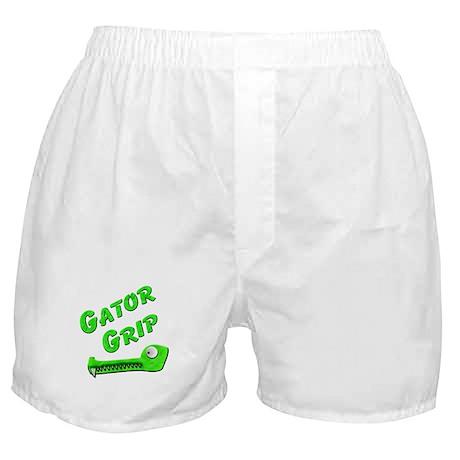 Gator Grip Boxer Shorts