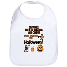 Halloween Everyday Bib