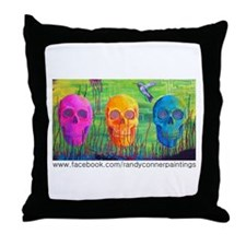 RCPaintings Throw Pillow