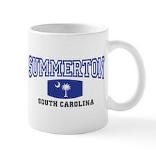 Summerton South Carolina, SC, Palmetto State Flag