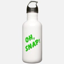 Oh, Snap! Water Bottle