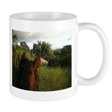 Cute Ride a thoroughbred Mug