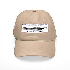 USS HARRY S. TRUMAN Baseball Cap