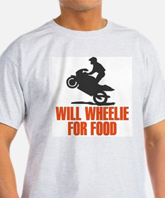 will_wheelie T-Shirt