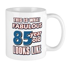 Cool 85 year old birthday designs Mug
