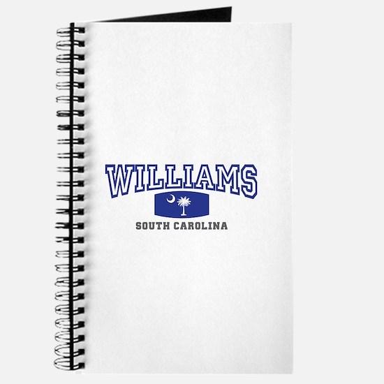 Williams South Carolina, SC, Palmetto State Flag J
