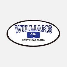 Williams South Carolina, SC, Palmetto State Flag P