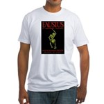 Christopher Marlowe Faustus Fitted T-Shirt
