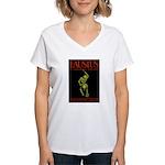 Christopher Marlowe Faustus Women's V-Neck T-Shirt