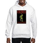 Christopher Marlowe Faustus Hooded Sweatshirt