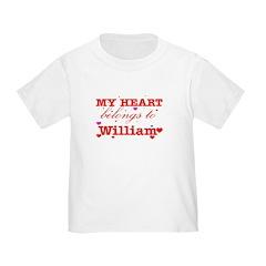 I love William T