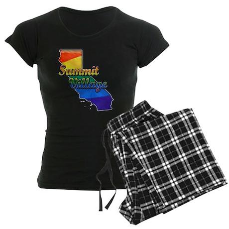 Summit Village, California. Gay Pride Women's Dark