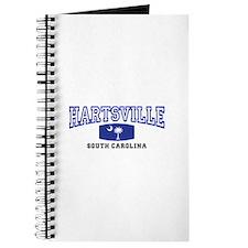 Hartsville South Carolina, SC, Palmetto State Flag