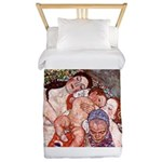 Klimt Motherhood Twin Duvet