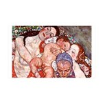 Klimt Motherhood 38.5 x 24.5 Wall Peel