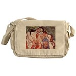Klimt Motherhood Messenger Bag