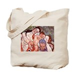Klimt Motherhood Tote Bag
