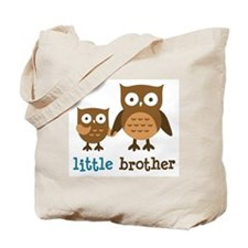 Little Brother - Mod Owl Tote Bag