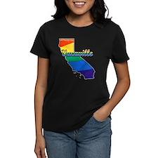 Vacaville, California. Gay Pride Tee