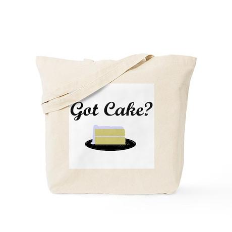 Got Cake? T-shirt Tote Bag