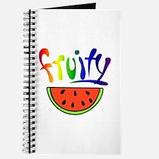 Fruity Melon Journal
