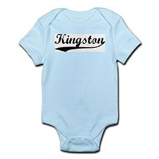 Vintage Kingston Infant Creeper