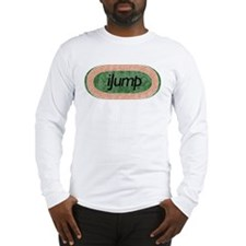 I Jump Track and Field Long Sleeve T-Shirt