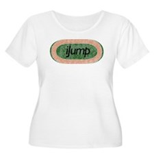 I Jump Track and Field T-Shirt