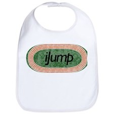 I Jump Track and Field Bib