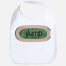 I Jump Track and Field Bib