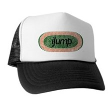 I Jump Track and Field Trucker Hat